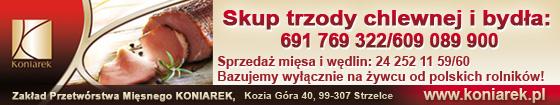 ZPM Koniarek Bydło