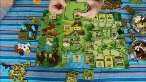 gra planszowa, agricola, edukacja, agroekosystem