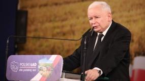 Jarosław Kaczyński, Przysucha, polski ład dla wsi