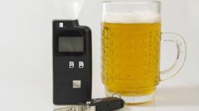 ciągnik, zderzenie, alkohol, pijany kierowca
