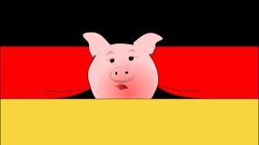 vezg, duża giełda niemiecka, ceny tuczników, ceny świń